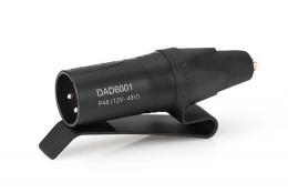 DPA DAD-6001BC Microdot to 3-pin XLR