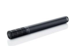 DPA 2011A d:dicate Twin Diaphragm Cardioid Microphone. Black.