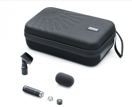 DPA 4006C d:dicate Omni Microphone Compact Black