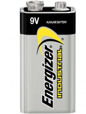 Energizer 9 Volt Batteries 12 pack