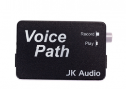 JK Audio Voice Path Telephone Handset Audio Tap