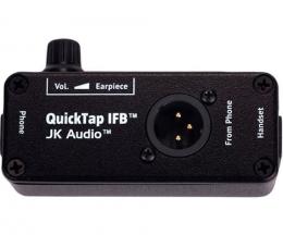 JK Audio QuickTap IFB Telephone Handset IFB Tap