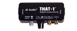 JK Audio Telephone Handset Audio Tap