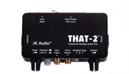 JK Audio Telephone Handset Audio Tap
