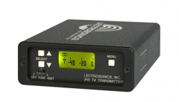 Lectrosonics IFBT4 Frequency-Agile Compact IFB Transmitter Block 24