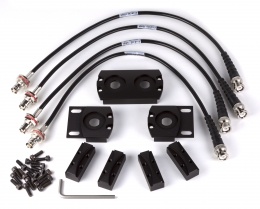 Lectrosonics Rack mount kit for two R400 or R400A receivers