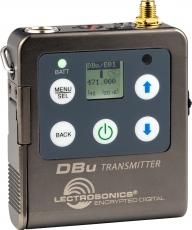 Lectrosonic DBu Digital Encrypted Beltpack