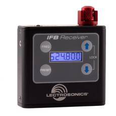 Lectrosonics IFBR1b VHF Beltpack Receiver