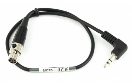 Lectrosonics MC70 adapter Cable