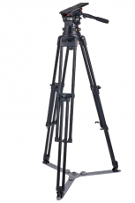Miller CiNX 3 HDC 150 1 Stage Alloy Tripod