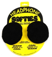 Garfield, Headphone Softies, Black.