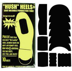 Garfield Hush Heels