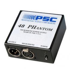 PSC 48 Volt Phantom