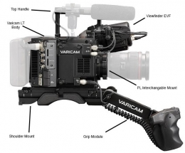 Panasonic VariCamLT-PRO Package with VariCam LT 4K Super 35 Cinema Camera