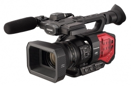 Panasonic AG-DVX200 4K Professional Handheld Camcorder