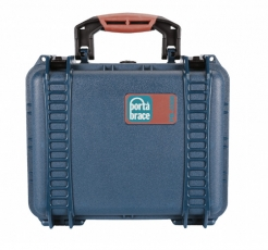 Portabrace Hard Case, Extra-Small, Blue