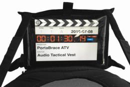 Portabrace ATV-MIXPRE6.Audio Tactical Vest for the Sound Devices MixPre6