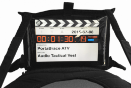 Portabrace ATV-MIXPRE6.Audio Tactical Vest for the Sound Devices MixPre6