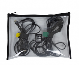 "Porta-Brace Clear Equipment Pouch 10.5"" x 14"""