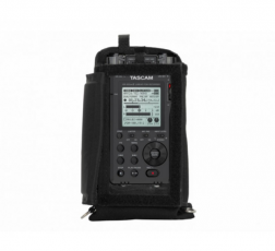 Portabrace AR-DR100MKIII Custom-Fit Protective Case for Tascam Recorder