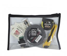 "Porta-Brace Clear Equipment Pouch  8"" x 11"""