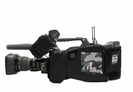 PortaBrace CBA-PMW350B Camera Body Armour, Black