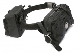 PortaBrace BP-2 Waist Belt Production Pack BLACK