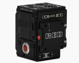 RED Digital Cinema DSMC2  BRAIN with HELIUM  8K S35 Sensor - No Mount