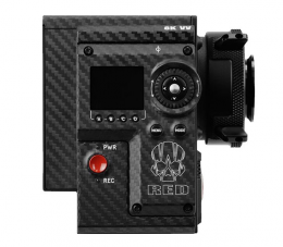 Red Digital Cinema DSMC2 Carbon Fiber BRAIN with MONSTRO 8K VV  Sensor - PL Mount