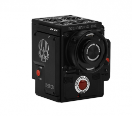 RED Digital Cinema DSMC2  BRAIN  with HELIUM 8K S35 Monochrome Sensor - No Mount