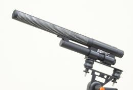 Sanken Stereo (Wide/Normal) CSS-5 Mono Switchable Shotgun Microphone