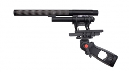 Sanken GS5E Suspention with handgrip for CSS-50, and CSS-5