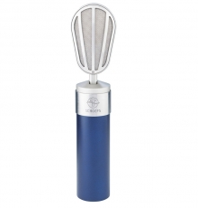 Schoeps V4 Ub, Studio Microphone, BLUE finish, includes polished