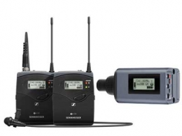 Sennheiser EW100-G4 ENG Combo System Block A  516-558 MHz