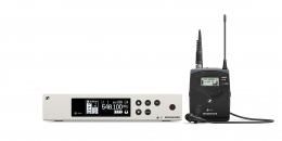 Sennheiser EW100G4ME Wireless Bodypack Microphone system Block A1 470 -516 MHZ