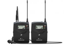 Sennheiser EW112P-G4 Portable System Block A