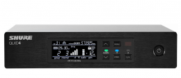 Shure QLXD4 Half-Rack, Single Channel Receiver