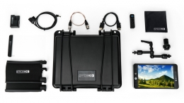 SmallHD 702 Bright Monitor Kit 1
