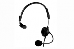 Telex PH-88R Light Weight Single Sided Headset with Flexible Dynamic Boom , A4M