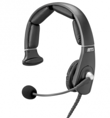 Telex MH-300, Single Sided Premium Lightweight Headset, A4M Connector