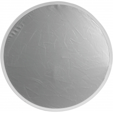 "Flexfill 38-2, 38"" Silver/White Reversible Reflector"