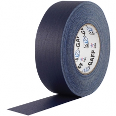 "Gaffer Tape, 2"" x 55 Yards, Blue"