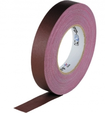 "Professional Gaffer Tape, 1"" x 55 Yards, Burgundy"