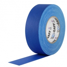"Professional Gaffer Tape, 2"" x 55 Yards, Electric Blue"
