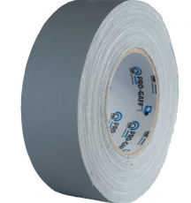 "Professional Gaffer Tape, 2"" x 55 Yards, Grey"