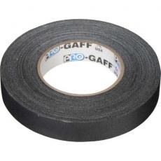 "Visual Departures Professional Gaffer Tape, 1"" x 55 Yards, Black"