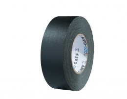 "Professional Gaffer Tape, 2"" x 55 Yards, Black"