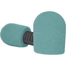Windtech Studio 20/421 Series Large Foam Windscreen, Sea Green