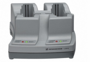 Sennheiser L2015 Dual Battery Charger