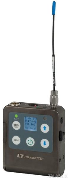 Lectrosonics LT Digital Hybrid Wireless Belt-Pack Transmitter